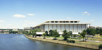 John F. Kennedy Center for the Performing Arts, Washington DC, USA by Panoramic Images