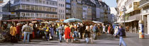 Farmer's Market, Bonn, Germany by Panoramic Images
