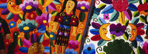 Close-Up Of Textiles, Guatemala by Panoramic Images