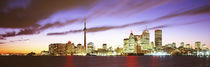 Toronto Ontario Canada by Panoramic Images