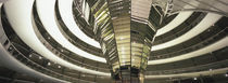 Interiors of a government building, The Reichstag, Berlin, Germany by Panoramic Images