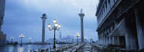 Grand Canal, San Giorgio Maggiore, Venice, Veneto, Italy von Panoramic Images