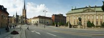 Buildings in a city, Riddarhuset, Gamla Stan, Stockholm, Sweden by Panoramic Images