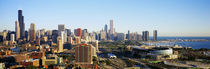 Chicago, Illinois, USA by Panoramic Images