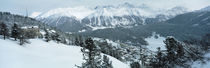 Winter, St Moritz, Switzerland by Panoramic Images