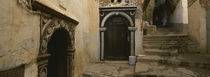 Entrance of a building, Casaba, Algiers, Algeria von Panoramic Images