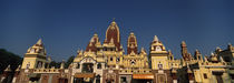 Low angle view of a temple, Laxminarayan Temple, New Delhi, India by Panoramic Images