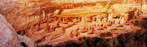 Panorama Print - Ruinen, Cliff Palace, Mesa Verde, Colorado, USA von Panoramic Images