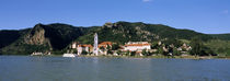 Danube River, Krems-Land, Wachau, Lower Austria, Austria von Panoramic Images