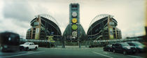 Facade of a stadium, Qwest Field, Seattle, Washington State, USA by Panoramic Images