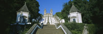 Bom Jesus Do Monte, Braga, Portugal by Panoramic Images