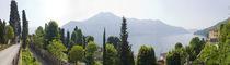 Villa Passalacqua, Moltrasio, Como, Lombardy, Italy von Panoramic Images