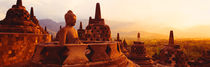 Borobudur Buddhist Temple Java Indonesia by Panoramic Images