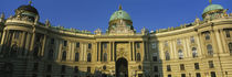 Facade of a palace, Hofburg Palace, Vienna, Austria by Panoramic Images