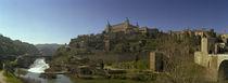 Castilla La Mancha, Toledo, Toledo province, Spain von Panoramic Images