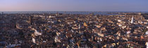 High Angle View Of A City, Venice, Italy von Panoramic Images