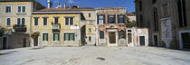 Houses in a town, Campo dei Mori, Venice, Italy von Panoramic Images
