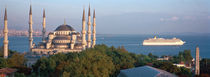 Blue Mosque Istanbul Turkey von Panoramic Images
