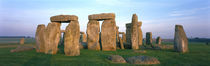England, Wiltshire, Stonehenge by Panoramic Images