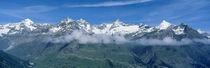 Swiss Alps, Switzerland by Panoramic Images