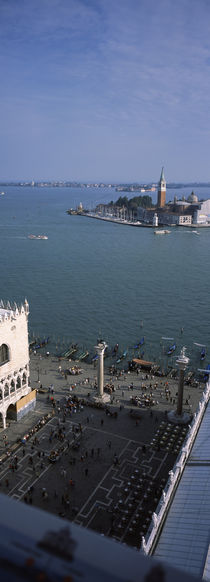 Doges Palace, San Giorgio Maggiore, Venice, Veneto, Italy by Panoramic Images