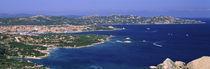 Island in the sea, Capo D'Orso, Palau, Sardinia, Italy von Panoramic Images