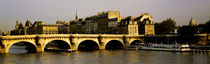 Pont Neuf Bridge, Paris, France by Panoramic Images