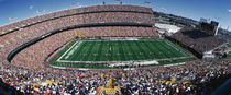 Sold Out Crowd at Mile High Stadium by Panoramic Images