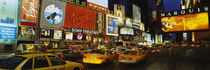 Times Square, Manhattan, NYC, New York City, New York State, USA by Panoramic Images