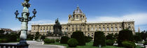 Facade of a palace, Schonbrunn Palace, Vienna, Austria by Panoramic Images