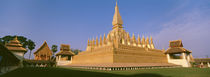 Pha That Luang Temple, Vientiane, Laos by Panoramic Images