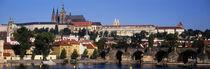 Vltava River, Prague, Czech Republic von Panoramic Images