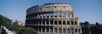 Facade Of The Colosseum, Rome, Italy von Panoramic Images