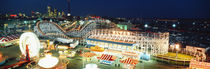 Amusement Park Ontario Toronto Canada by Panoramic Images