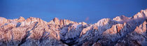 Snow Mt Whitney CA USA von Panoramic Images