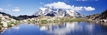 Mt Baker Snoqualmie National Forest WA by Panoramic Images