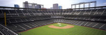 Coors Field Denver CO by Panoramic Images