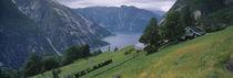Eidfjord, Hordaland, Norway by Panoramic Images