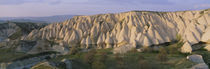 Hills on a landscape, Cappadocia, Turkey by Panoramic Images