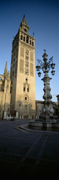 Seville Cathedral, Seville, Seville Province, Andalusia, Spain by Panoramic Images