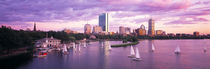 Dusk Boston MA von Panoramic Images