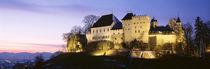 Castle Lenzburg, Switzerland von Panoramic Images
