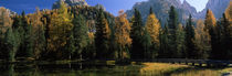 Dolomites, Cadore, Province of Belluno, Veneto, Italy von Panoramic Images