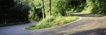 Country Road Southern Germany by Panoramic Images