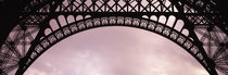 Close Up Of Eiffel Tower, Paris, France by Panoramic Images