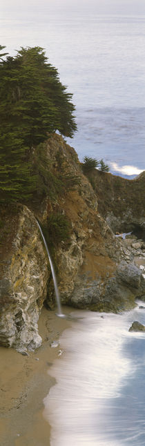 Julia Pfeiffer Burns State Park, Monterey County, Big Sur, California, USA by Panoramic Images