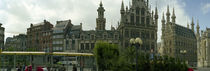Leuven, Flemish Brabant, Flemish Region, Belgium by Panoramic Images