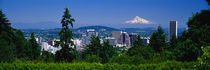 Mt Hood Portland Oregon USA by Panoramic Images