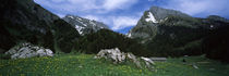 Mt Altmann, Appenzell Alps, St Gallen Canton, Switzerland by Panoramic Images