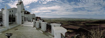 Balcony of a building, Parador, Arcos De La Frontera, Cadiz, Andalusia, Spain by Panoramic Images